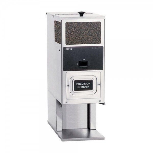 05800.0027 G9T HD Stainless Wired Interface Portion Control Coffee Grinder With  Hopper