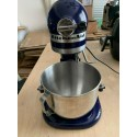 KitchenAid K5SS Heavy Duty 10 Speed 5-Qt Stand Mixer with 3 attachments
